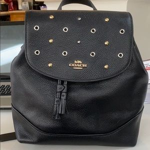 Coach Jade Backpack with Grommets